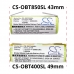 Baterie do zubních kartáčků Oral-B CS-OBT400SL