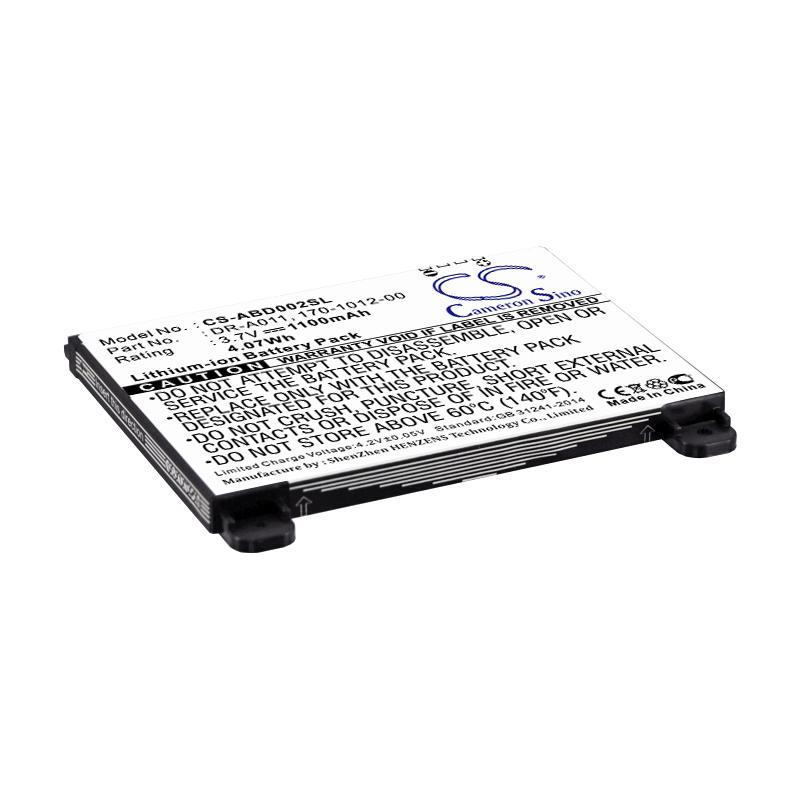 Cameron Sino baterie do elektronických čteček knih pro AMAZON Kindle DX 3.7V Li-ion 1530mAh černá - neoriginální