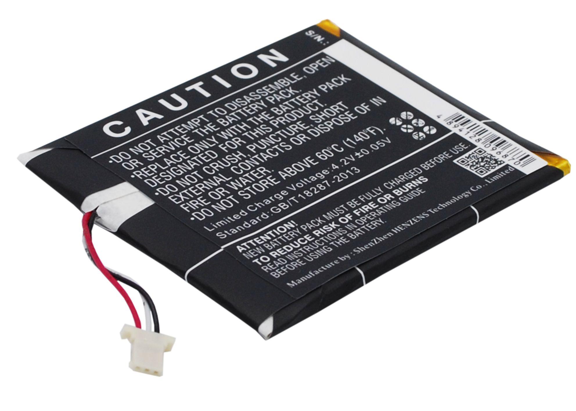 Akku Batería 890mAh für 58-000083 58-000151 MC-265360-03 Bateria Battery