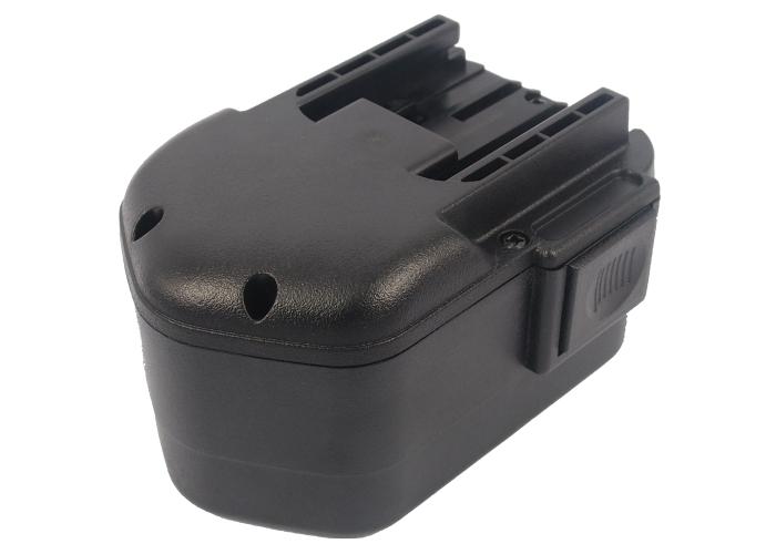 Cameron Sino baterie do nářadí pro AEG BBS 14 X RAPTOR 14.4V Ni-MH 1500mAh černá - neoriginální