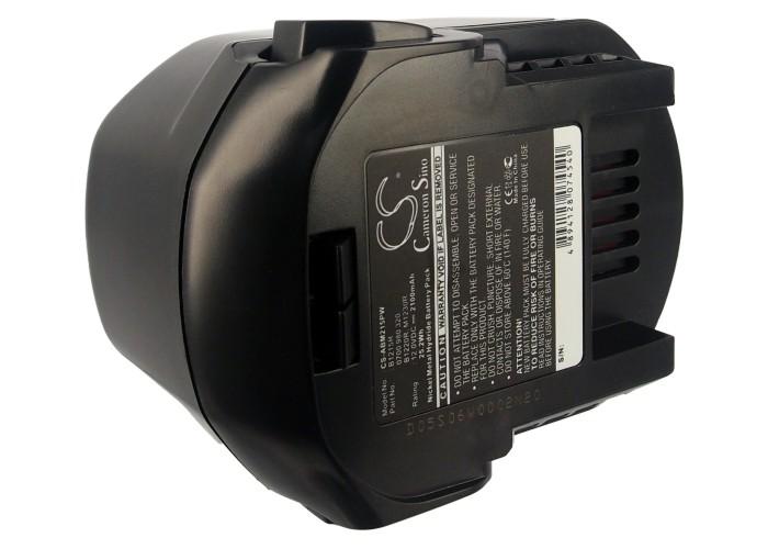 Cameron Sino baterie do nářadí pro AEG BWS 12C 12V Ni-MH 2100mAh černá - neoriginální