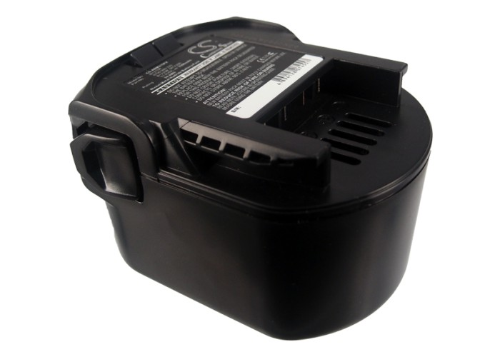 Cameron Sino baterie do nářadí pro AEG BS 12X 12V Ni-MH 3300mAh černá - neoriginální