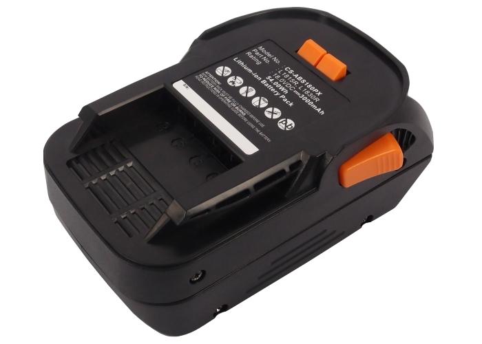 Cameron Sino baterie do nářadí pro AEG BSB 18 STX 18V Li-ion 3000mAh černá - neoriginální