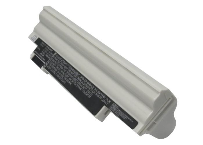 Cameron Sino baterie do notebooků pro ACER Aspire One AOD255-A01B/K 11.1V Li-ion 4400mAh bílá - neoriginální