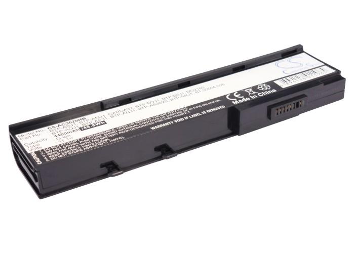 Cameron Sino baterie do notebooků pro ACER Aspire 2920Z-2A2G16MI 11.1V Li-ion 4400mAh černá - neoriginální