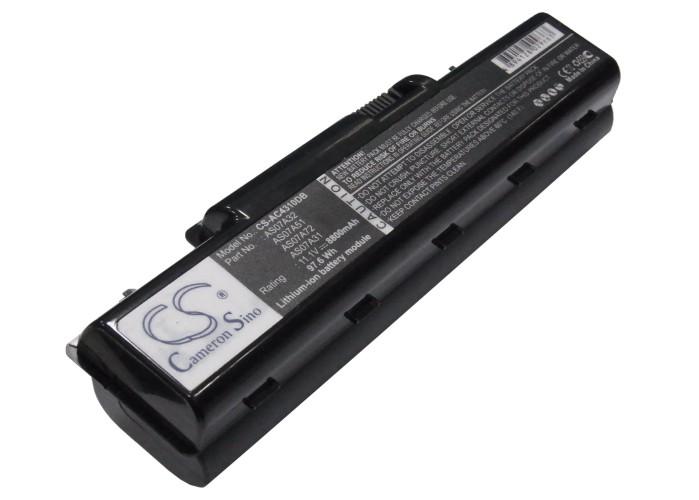 Cameron Sino baterie do notebooků pro ACER Aspire 2930-733G25Mn 11.1V Li-ion 8800mAh černá - neoriginální