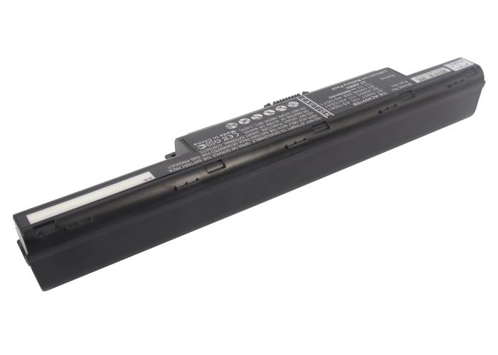 Cameron Sino baterie do notebooků pro PACKARD BELL EasyNote TM81 11.1V Li-ion 8800mAh černá - neoriginální