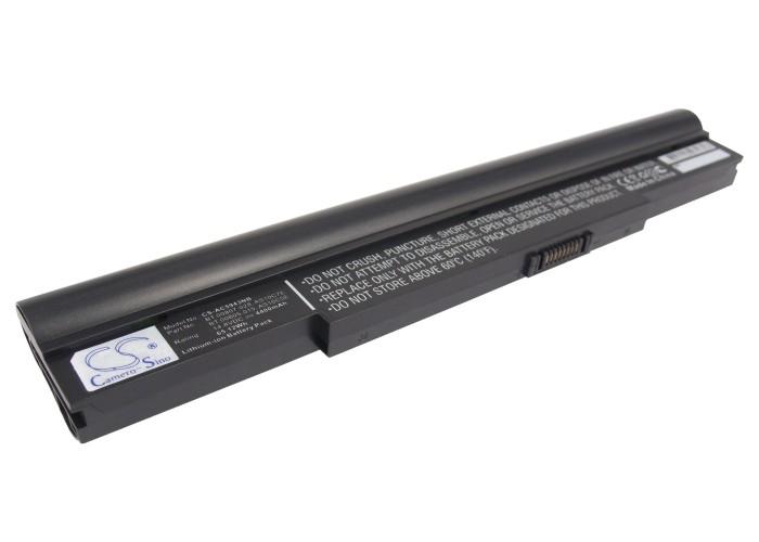 Cameron Sino baterie do notebooků pro ACER Aspire 8943G-724G1TMn 14.8V Li-ion 4400mAh černá - neoriginální