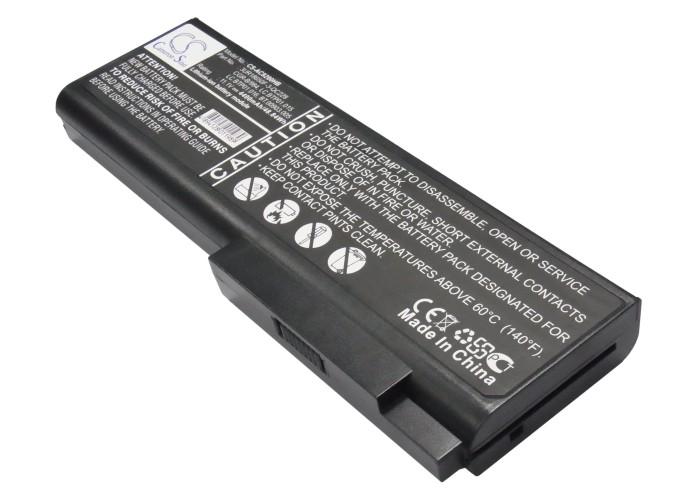Cameron Sino baterie do notebooků pro ACER Ferrari 5005WLMi 11.1V Li-ion 4400mAh černá - neoriginální
