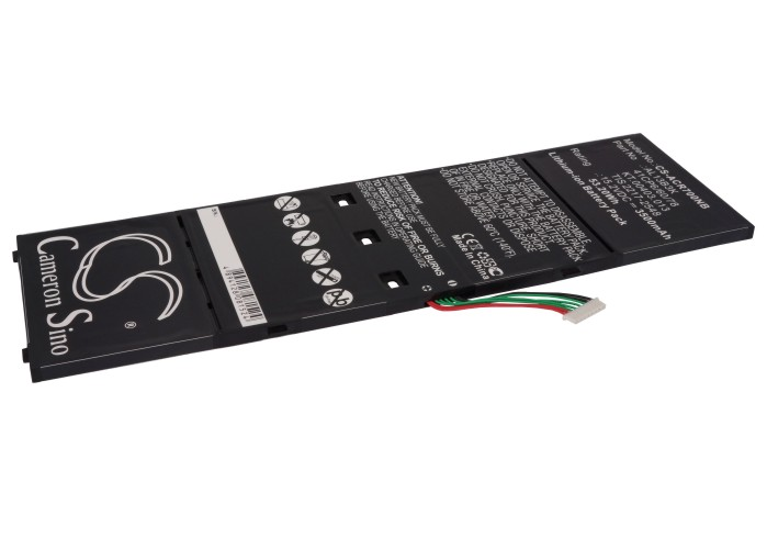 Cameron Sino baterie do notebooků pro ACER Aspire V5-573 15.2V Li-ion 3500mAh černá - neoriginální