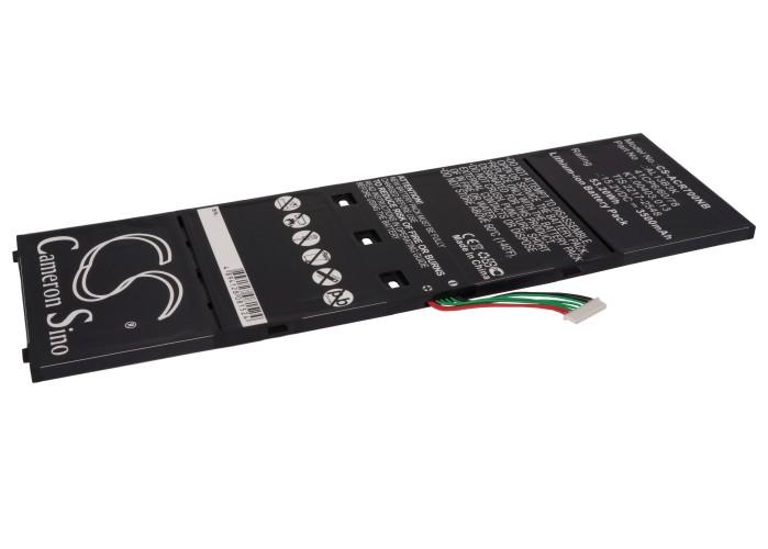 Cameron Sino baterie do notebooků pro ACER Aspire V7-581 15.2V Li-ion 3500mAh černá - neoriginální