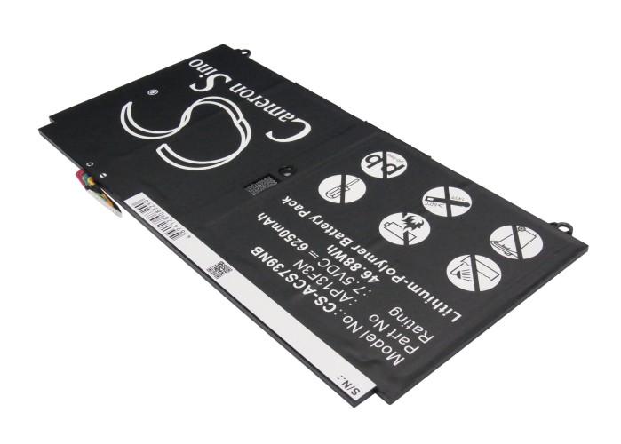Cameron Sino baterie do notebooků pro ACER Aspire S7-392 7.5V Li-Polymer 6250mAh černá - neoriginální