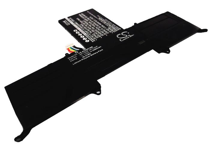 Cameron Sino baterie do notebooků pro ACER Aspire Ultrabook S3 11.1V Li-Polymer 3280mAh černá - neoriginální