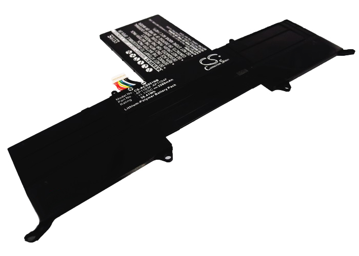 Cameron Sino baterie do notebooků pro ACER Aspire Ultrabook S3-391-9499 11.1V Li-Polymer 3280mAh černá - neoriginální