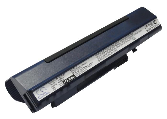 Cameron Sino baterie do notebooků pro ACER Aspire One 571 11.1V Li-ion 6600mAh modrá - neoriginální