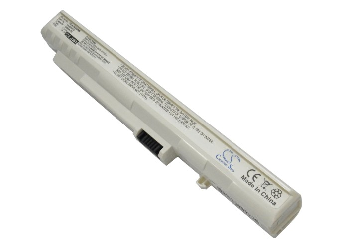 Cameron Sino baterie do notebooků pro ACER r Aspire One A150X 11.1V Li-ion 2200mAh bílá - neoriginální