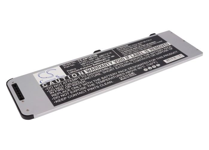 """Cameron Sino baterie do notebooků pro APPLE MacBook Pro 15"""" Aluminum Unibody 2008 Version 10.8V Li-Polymer 4600mAh stříbrná šedá - neoriginální"""