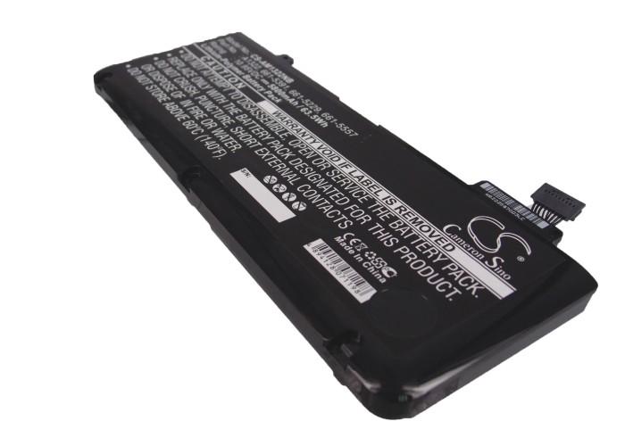 """Cameron Sino baterie do notebooků pro APPLE MacBook Pro 13"""" MB991LL/A 10.95V Li-Polymer 5800mAh černá - neoriginální"""