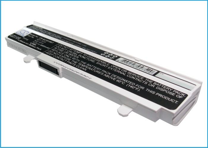 Cameron Sino baterie do notebooků pro ASUS Eee PC 1215n pu17 10.8V Li-ion 4400mAh bílá - neoriginální