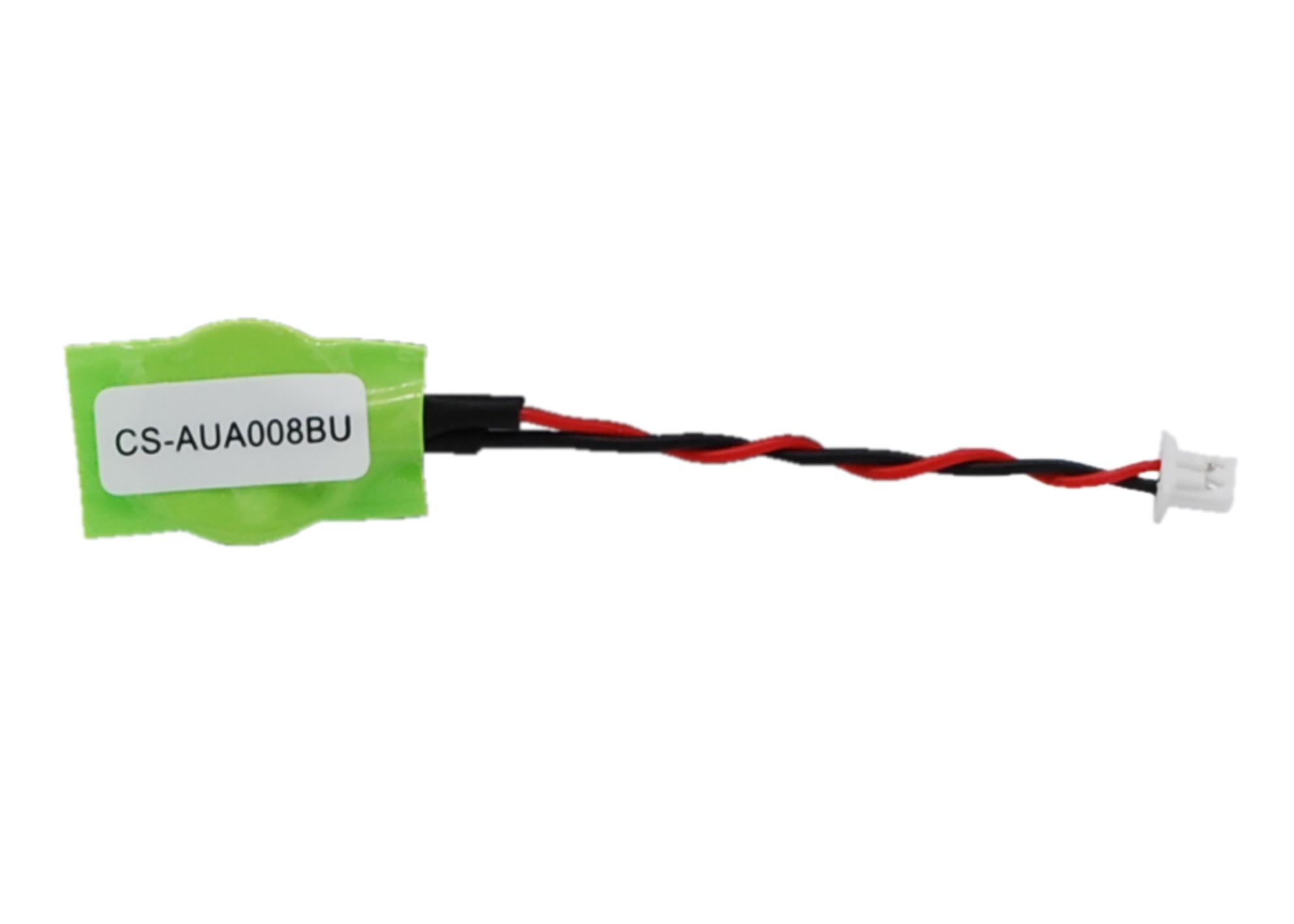 Cameron Sino baterie cmos pro ASUS Eee PC 1005HAB 3V Li-ion 40mAh zelená - neoriginální