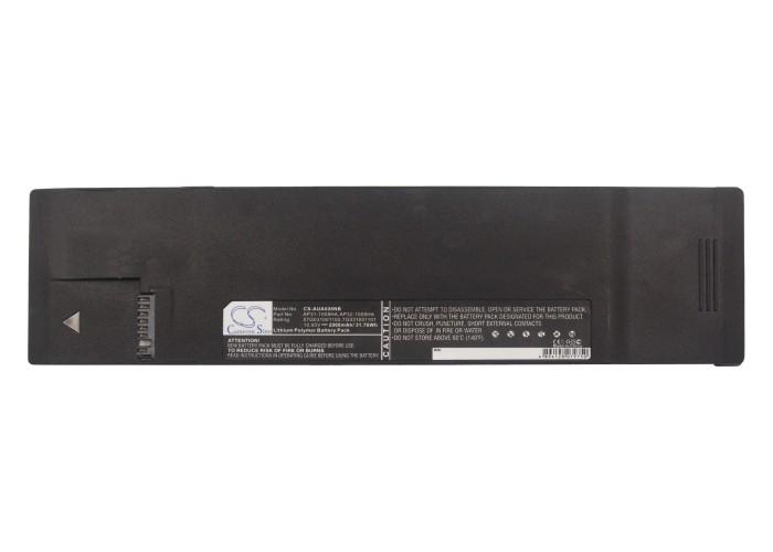 Cameron Sino baterie do notebooků pro ASUS Eee PC 1008P-KR-PU17 10.95V Li-Polymer 2900mAh černá - neoriginální