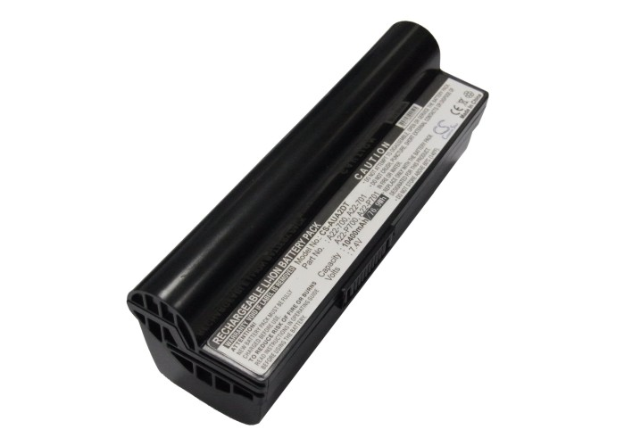 Cameron Sino baterie do notebooků pro ASUS Eee PC 2G Linux 7.4V Li-ion 10400mAh černá - neoriginální