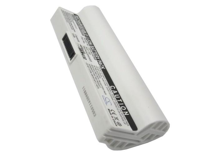 Cameron Sino baterie do notebooků pro ASUS Eee PC 2G Surf(256 RAM) 7.4V Li-ion 4400mAh bílá - neoriginální
