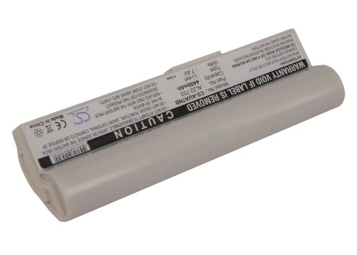 Cameron Sino baterie do notebooků pro ASUS Eee PC 900a 7.4V Li-ion 4400mAh bílá - neoriginální