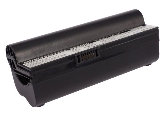 Cameron Sino baterie do notebooků pro ASUS Eee PC 900a 7.4V Li-ion 10400mAh černá - neoriginální