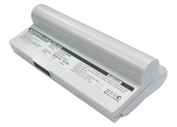 Cameron Sino baterie do notebooků pro ASUS Eee PC 1000HE 7.4V Li-ion 8800mAh bílá - neoriginální