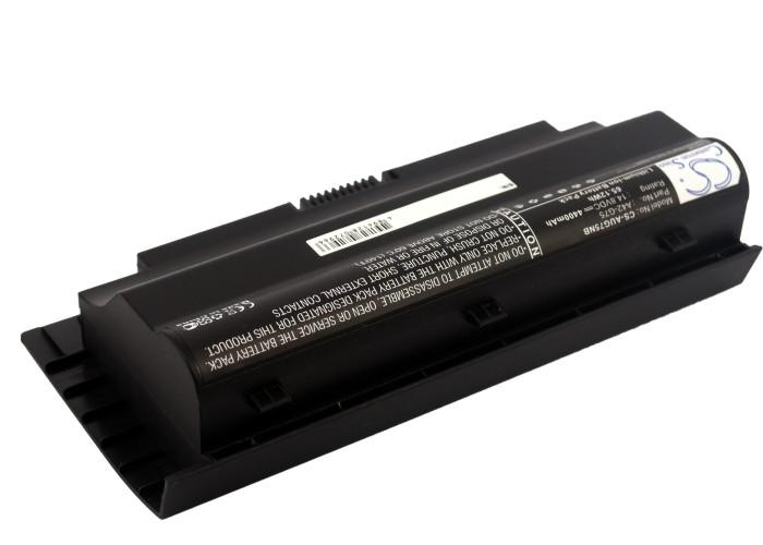 Cameron Sino baterie do notebooků pro ASUS G75VW 3D 14.8V Li-ion 4400mAh černá - neoriginální