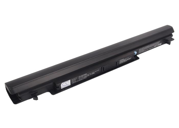 Cameron Sino baterie do notebooků pro ASUS K56CA 14.4V Li-ion 2200mAh černá - neoriginální