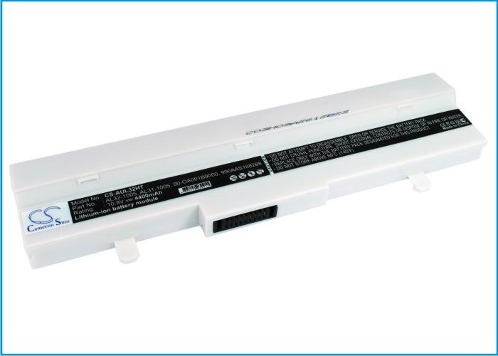 Cameron Sino baterie do netbooků pro ASUS Eee PC 1005PE 10.8V Li-ion 4400mAh slonovinová - neoriginální
