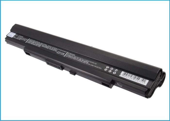 Cameron Sino baterie do notebooků pro ASUS U30JC 14.8V Li-ion 6600mAh černá - neoriginální