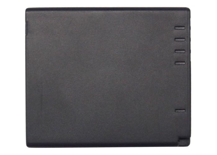 Akku-Batteria-940mAh-fuer-PANASONIC-Lumix-DMC-FX60EG-A-DMC-FX60EG-K-DMC-FX60EG-S Indexbild 2