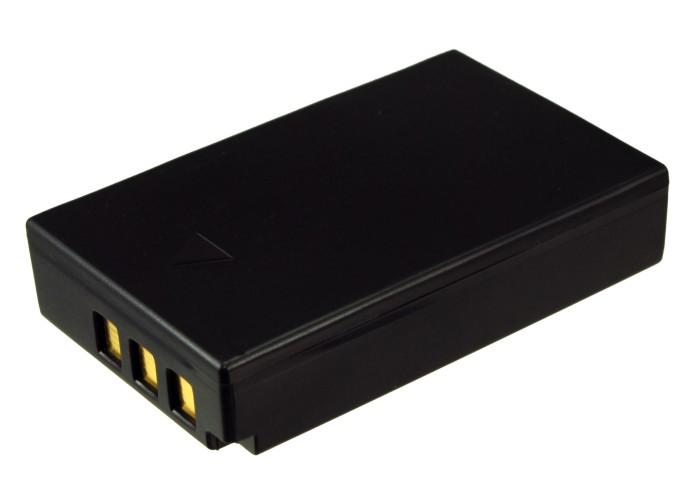 Cameron Sino baterie do kamer a fotoaparátů pro OLYMPUS E-450 7.4V Li-ion 1150mAh černá - neoriginální