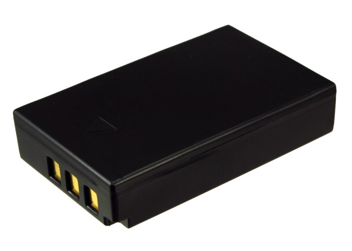 Cameron Sino baterie do kamer a fotoaparátů pro OLYMPUS Evolt E-400 7.4V Li-ion 1150mAh černá - neoriginální