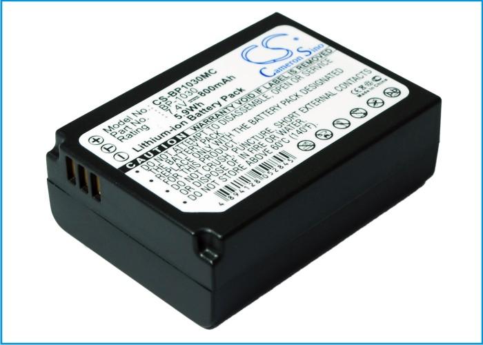 Cameron Sino baterie do kamer a fotoaparátů pro SAMSUNG NX200 7.4V Li-ion 800mAh černá - neoriginální