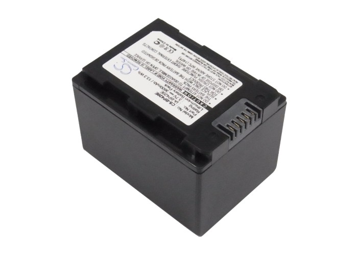 Cameron Sino baterie do kamer a fotoaparátů pro SAMSUNG HMX-S16 3.7V Li-ion 3600mAh černá - neoriginální