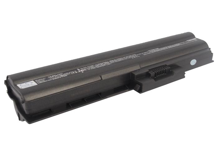 Cameron Sino baterie do notebooků pro SONY VAIO VGN-Z56TG/E 11.1V Li-ion 6600mAh černá - neoriginální