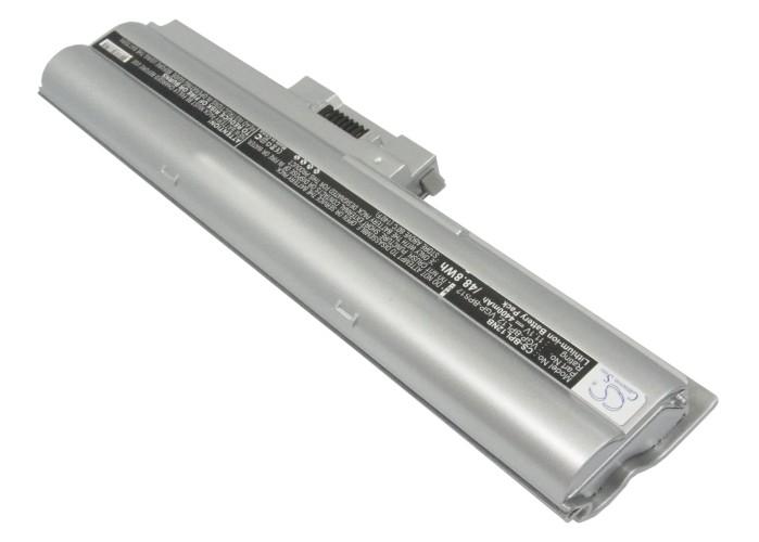 Cameron Sino baterie do notebooků pro SONY VAIO VGN-Z56TG/E 11.1V Li-ion 4400mAh stříbrná - neoriginální