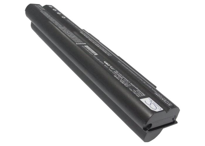 Cameron Sino baterie do notebooků pro SONY VAIO VGN-SR19VN 11.1V Li-ion 6600mAh černá - neoriginální