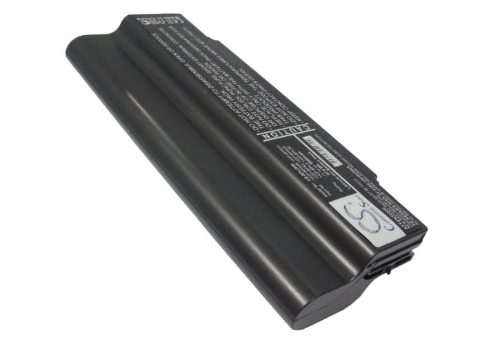 Cameron Sino baterie do notebooků pro SONY VAIO VGN-AR11 11.1V Li-ion 8800mAh černá - neoriginální