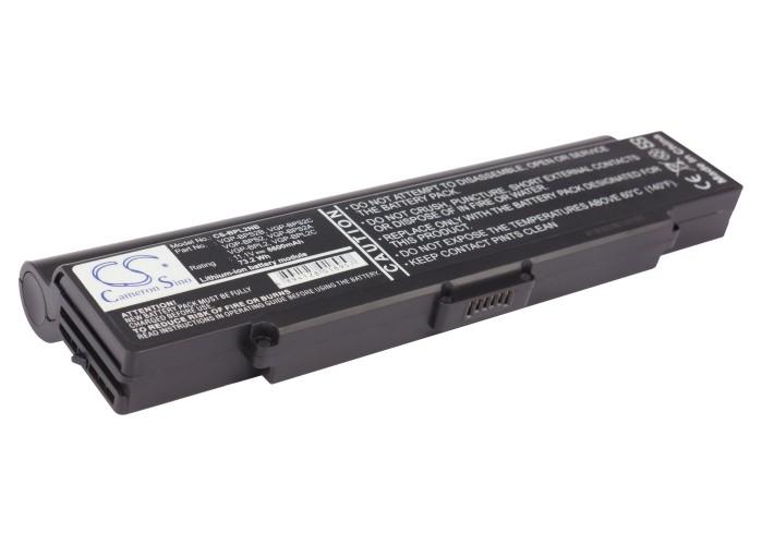 Cameron Sino baterie do notebooků pro SONY VAIO PCG-6C1N 11.1V Li-ion 6600mAh černá - neoriginální