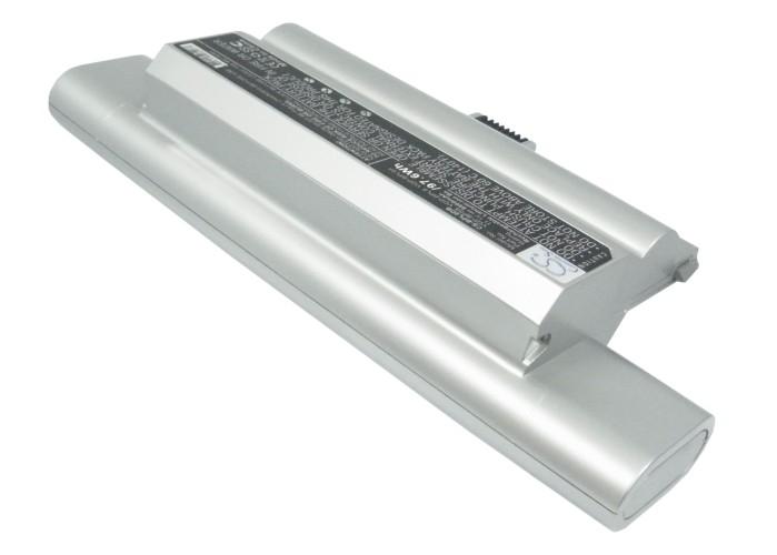 Cameron Sino baterie do notebooků pro SONY VAIO VGN-FZ240EB 11.1V Li-ion 8800mAh stříbrná - neoriginální