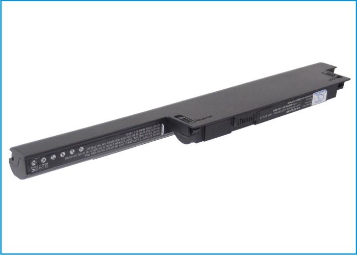 Cameron Sino baterie do notebooků pro SONY VAIO VPC-EH1E1E 11.1V Li-ion 4400mAh černá - neoriginální