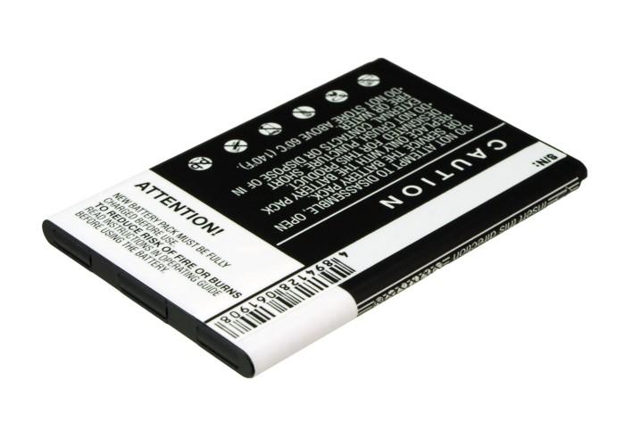 Cameron Sino baterie do mobilů pro BLACKBERRY Curve 9220 3.7V Li-ion 1550mAh černá - neoriginální
