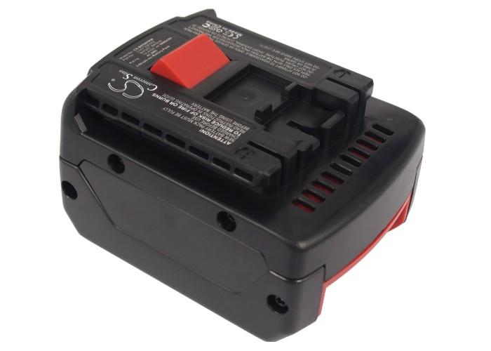 Cameron Sino baterie do nářadí pro BOSCH GSR 14.4 V-LI 14.4V Li-ion 3000mAh černá - neoriginální