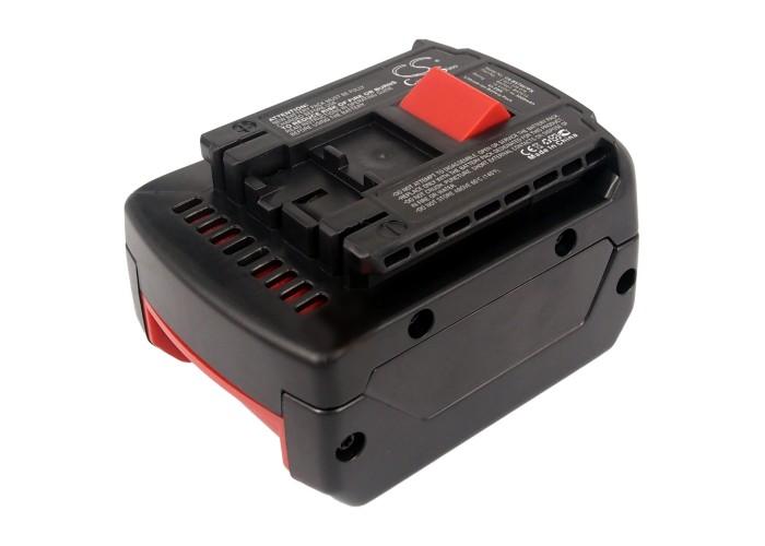 Cameron Sino baterie do nářadí pro BOSCH GSR 14.4 V-LI 14.4V Li-ion 4000mAh černá - neoriginální