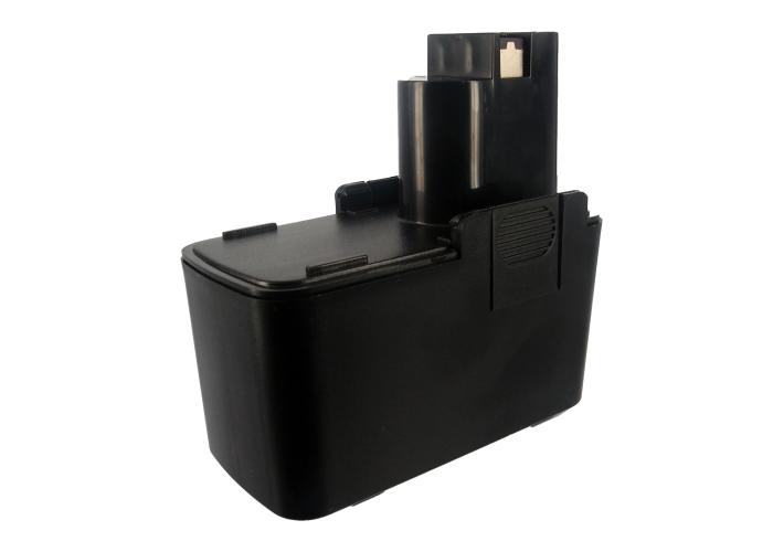 Cameron Sino baterie do nářadí pro BOSCH PSB 9.6VES-2 9.6V Ni-MH 2100mAh černá - neoriginální